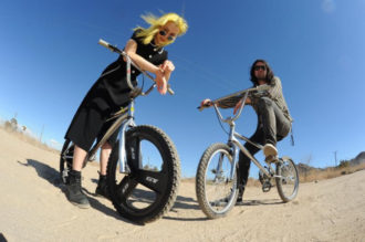 """Better Oblivion Community Center, is Phoebe Bridgers and Conor Oberst. Today the duo have released the Japanes Breakfast directed video for """"Dylan Thomas"""""""
