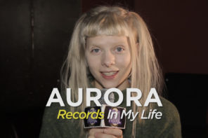 Aurora guests on 'Records In My Life'