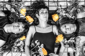 "The Coathangers release new video for""F the NRA"""