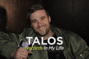 Watch Talos on 'Records In My Life'