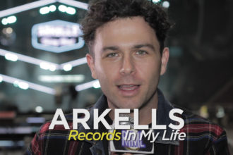 Records In My Life caught up with Max Kerman from the band Arkells while on a tour stop in Vancouver, touring behind their current release 'Rally Cry.'