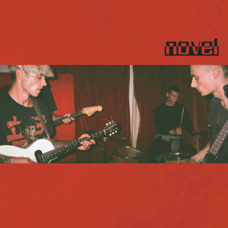 'NOVEL' by NOV3L album review by Matthew Wardell. The full-length will be available via Flemish Eye Records on February 15th.