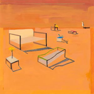 Homeshake's new album Helium reviewed by Northern Transmissions