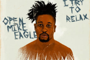 Rapper and professional wrestler Open Mike Eagle has announced a new batch of North American dates. The tour starts on March 28th in Milwaukee, WI