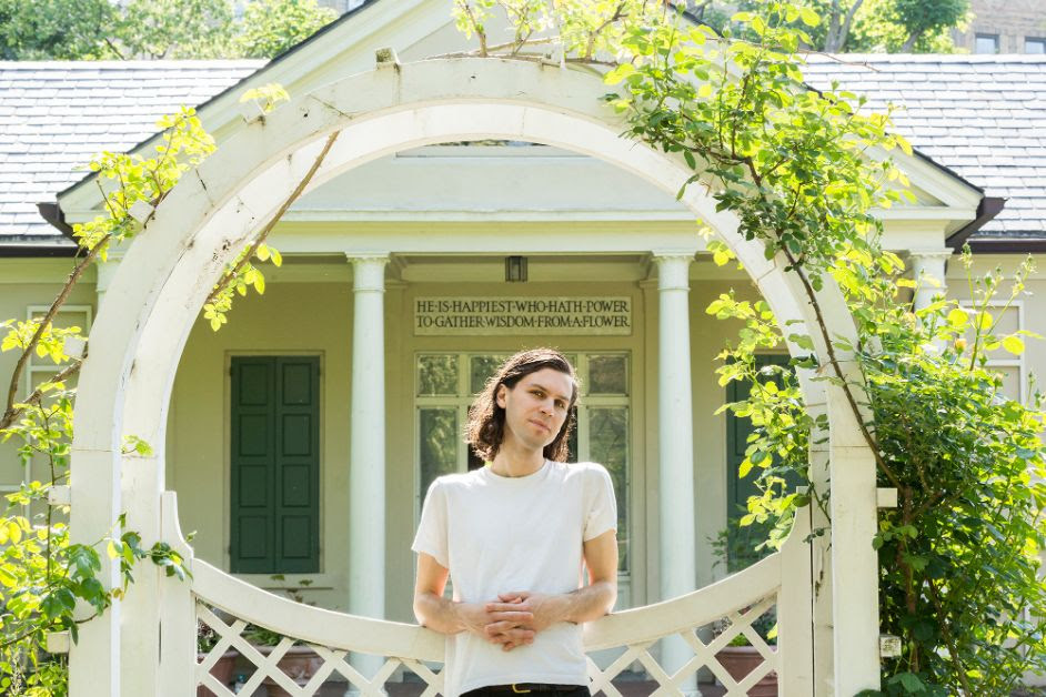 "Bellows' LP 'The Rose Gardener,' comes out on February 22, via Top Shelf Records. Ahead of the album's release he has shared the track ""The Tower."""