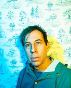 """Free Will"" by John Vanderslice is Northern Trabnsmissions' Song of the Day.' The song is off the singer/songwriter/producer's forthcoming LP 'The Cedars'"