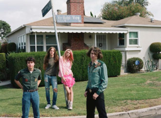 """Starcrawler are sharing a new single """"Hollywood Ending"""" off their debut full-length, She Gets Around due out later this year via Rough Trade."""