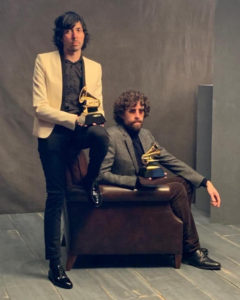 Who says the Grammys aren't cutting edge. French duo Justice have won the Grammy for this year's Best Dance/Electronic Album for their LP Woman Worldwide.