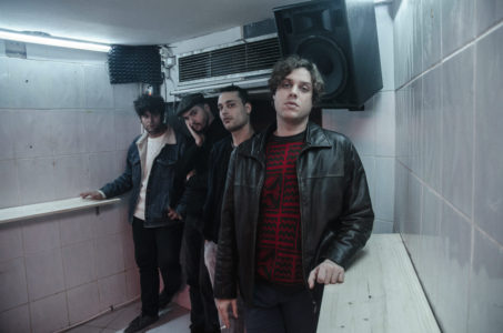 """""""Prison"""" by Greek punk quartet Bazooka, is Northern Transmissions' 'Video of the Day.' The track is off the band's LP 'Zero Hits,' available via Inner Ear"""