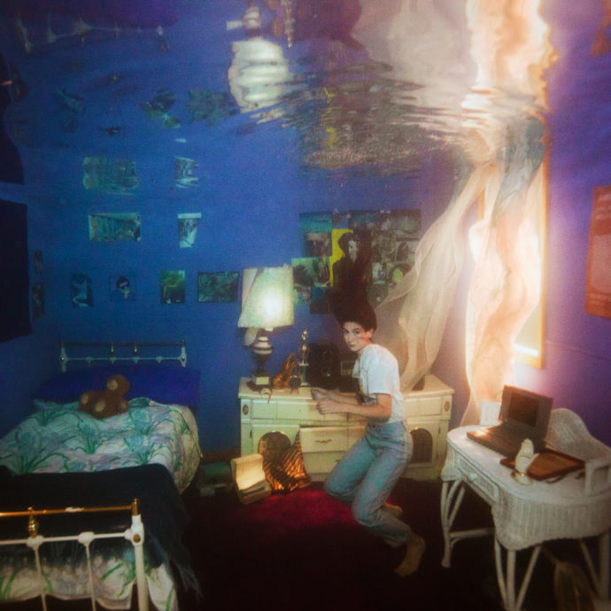 """Weyes Blood announces Titanic Rising, her debut for Sub Pop records on April 5th. The new single, """"Everyday,"""" is now available to stream"""