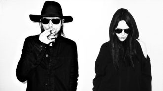 "Cold Cave releases video for ""Promised Land."" The band will be taking the single and current release you & Me & Infinity on the road, starting February 17th"