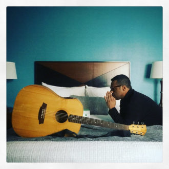 """Fan Fiction (Ballad Of A Genius)"" by Murray A. Lightburn, is Northern Transmissions' 'Song of the Day,' the song is of forthcoming release 'Hear Me Out'"