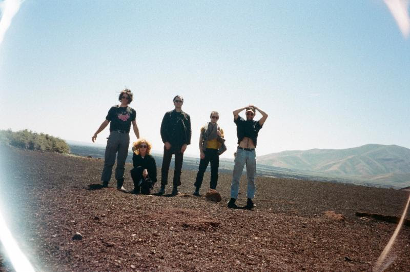 """Thin Air"" by Wand is Northern Transmissions' 'Song of the Day.' The track is off the Los Angeles Garage rock Band's forthcoming release 'Laughing Matter'"