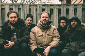 """Wintersleep have shared their new single """"Into The Shape Of Your Heart."""" The track revolves around the idea of diving into love fully and celebrating it"""