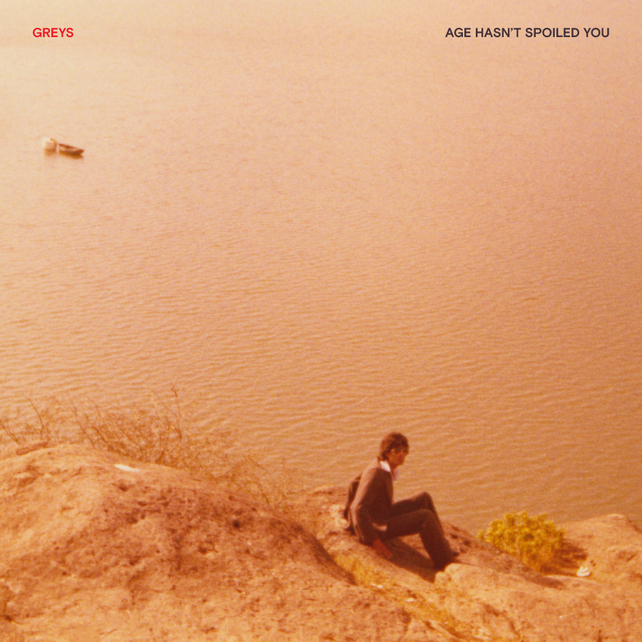 "Greys share details of new full-length ""Age Hasn't Changed You,"" ahead of the May 10th release, the band have shared the single ""These Things Happen."""