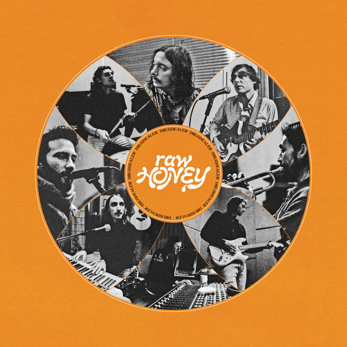 """'Raw Honey' by Drugdealer, album review by Mike Ollinger. The full-length comes out on April 19th, via Mexican Summer. Lead Track """"Honey"""" is now available"""