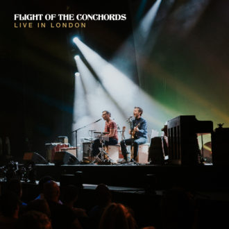 Flight of the Conchords 'Live in London' album review by Adam Williams for Northern Transmissions