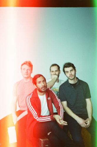 """""""Arc Light"""" by Greys is Northern Transmissions 'Song of the Day'"""