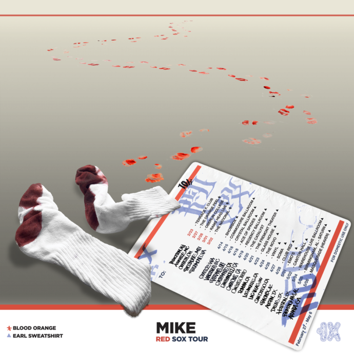 """Mike releases new video for """"Rottweiler"""""""