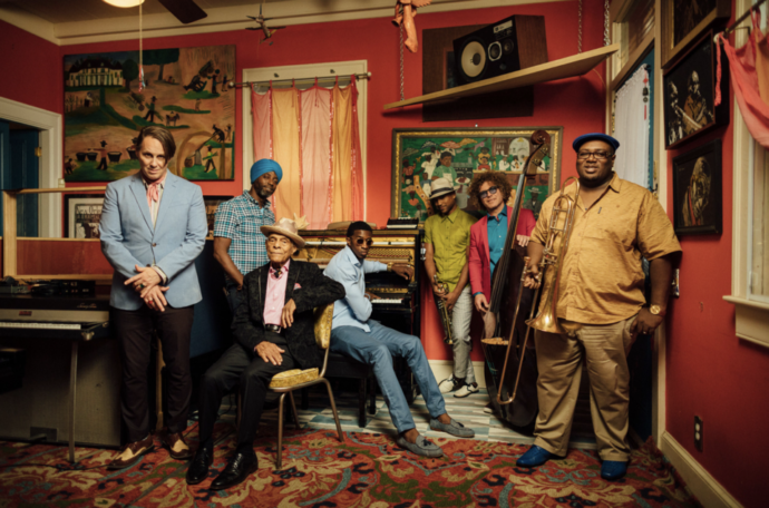 """Preservation Hall Jazz Band debut """"Krevol."""" The legendary group, will be touring behind the single, starting April 12th in Cape May, NJ."""