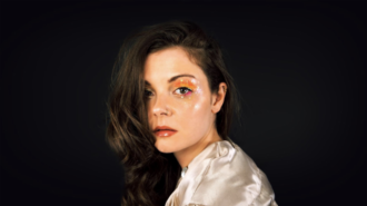 "Northern Transmissions' 'Video of the Day' is ""Glimmer"" by Honeyblood, the track is off her album In Plain Sight out May 24th via Marathon Artists"