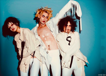 """""""American Fag"""" by UNI (GOASTT) is Northern Transmissions' 'Video of the Day.' The band will be hitting with The Claypool Lennon Delirium, starting 4/10"""