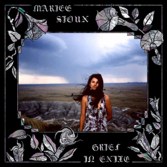 """Mariee Sioux announces full-length 'Grief In Exile.' Ahead of the album's release. The singer/songwriter has shared a visual for """"Snow Knows White"""""""