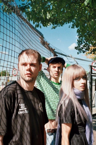 "Kero Kero Bonito's current release Time 'n' Place, arrived as a surprise to fans, last year via Polyvinyl Records, today they share a video for ""Swimming"""