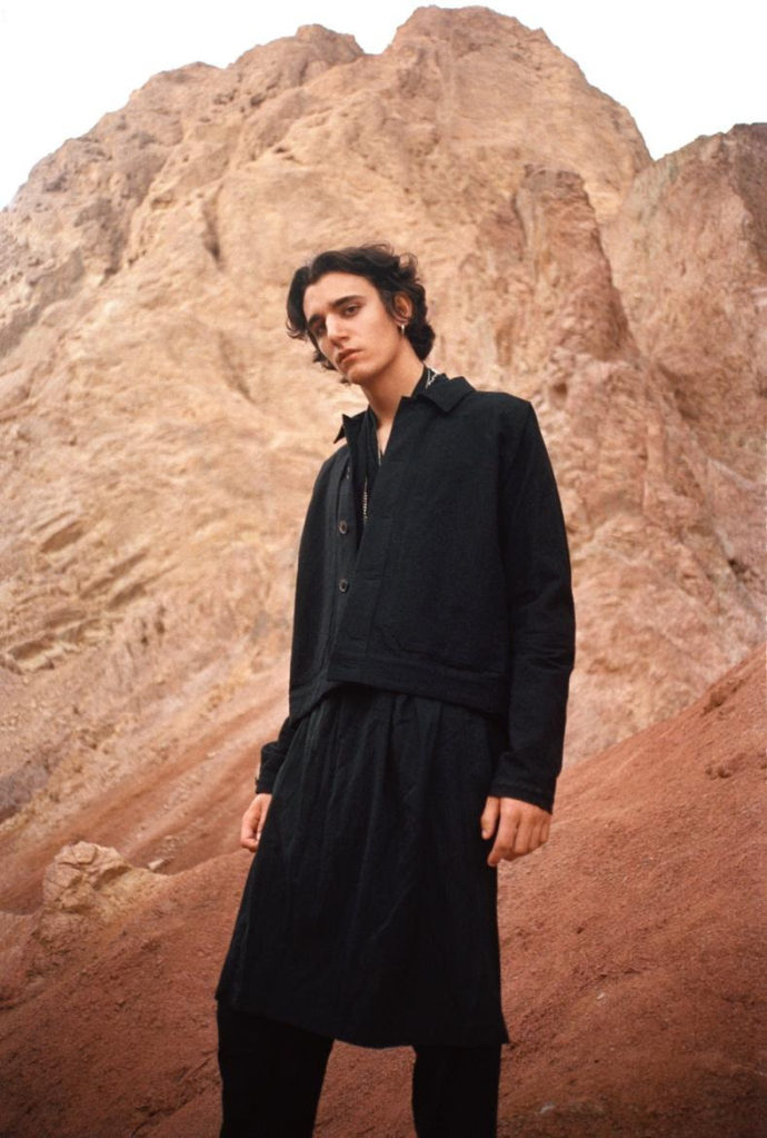 Belgian, Egyptian, and Lebanese heritage, Tamino-Amir Moharam Fouad has written and released his new album Amir, via Communion/Arts & Crafts.