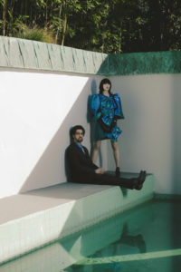 """Karen O and Danger Mouse have released the single and visual for """"Turn The Light."""""""
