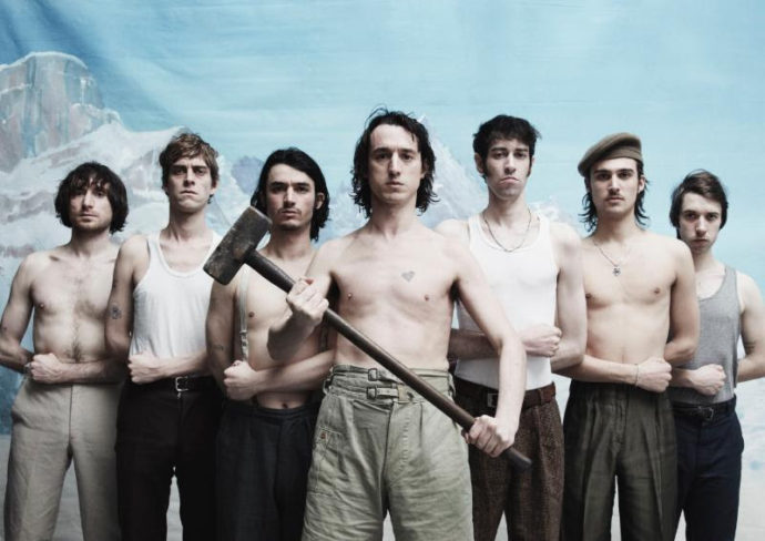 """England's favourite sons, Fat White Family have released a new video for """"Tastes Good With The Money."""" Described """"as an absurd Monty Python inspired romp"""