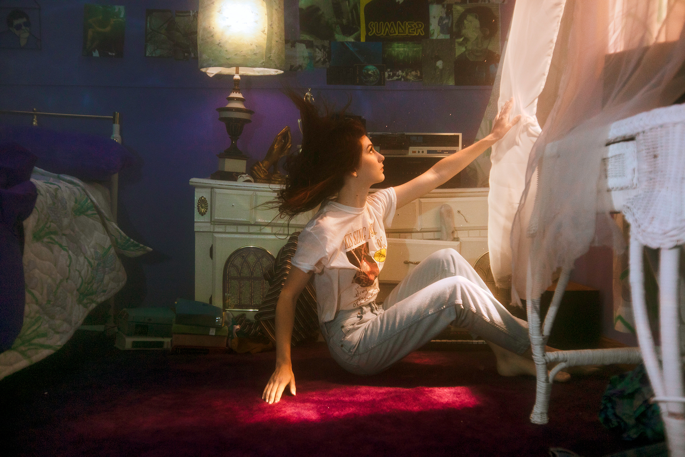 Weyes Blood interview with Northern Transmissions