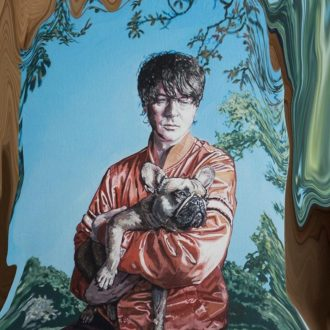 "Noah Lennox Panda Bear a.k.a. has shared a video for the album's title track ""Buoys"""