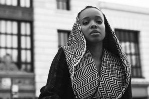 "Jamila Woods, has released a video for video for ""EARTHA"""