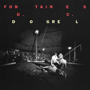 'Dogrel' by Fontaines D.C. album review by Adam williams
