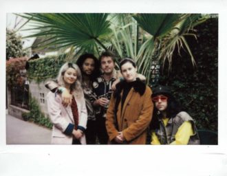 "Ahead of their debut release Happy To Be Here, Barrie have share another taste of the album, with the single ""Saturation."""