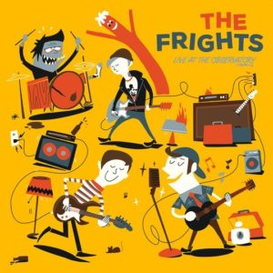 'Live At The Observatory' by The Frights, album review by Adam Williams
