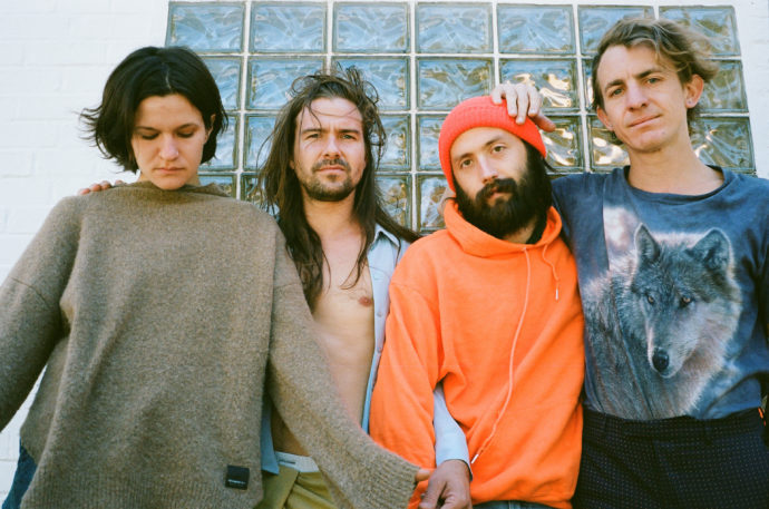 "Big Thief have shared their new single ""Cattails."""