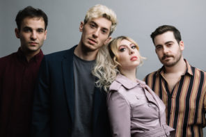 """Charly Bliss have shared a video for """"Hard To Believe,"""""""