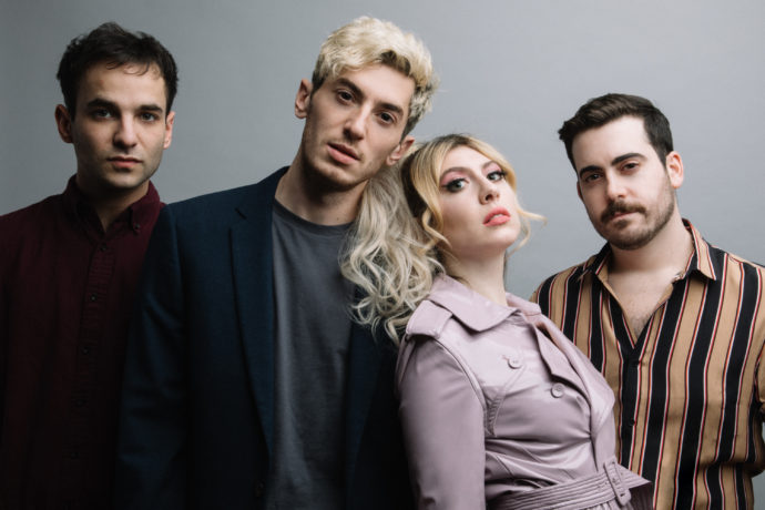 "Charly Bliss have shared a video for ""Hard To Believe,"""