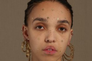 "FKA twigs returns today with ""Cellophane"""