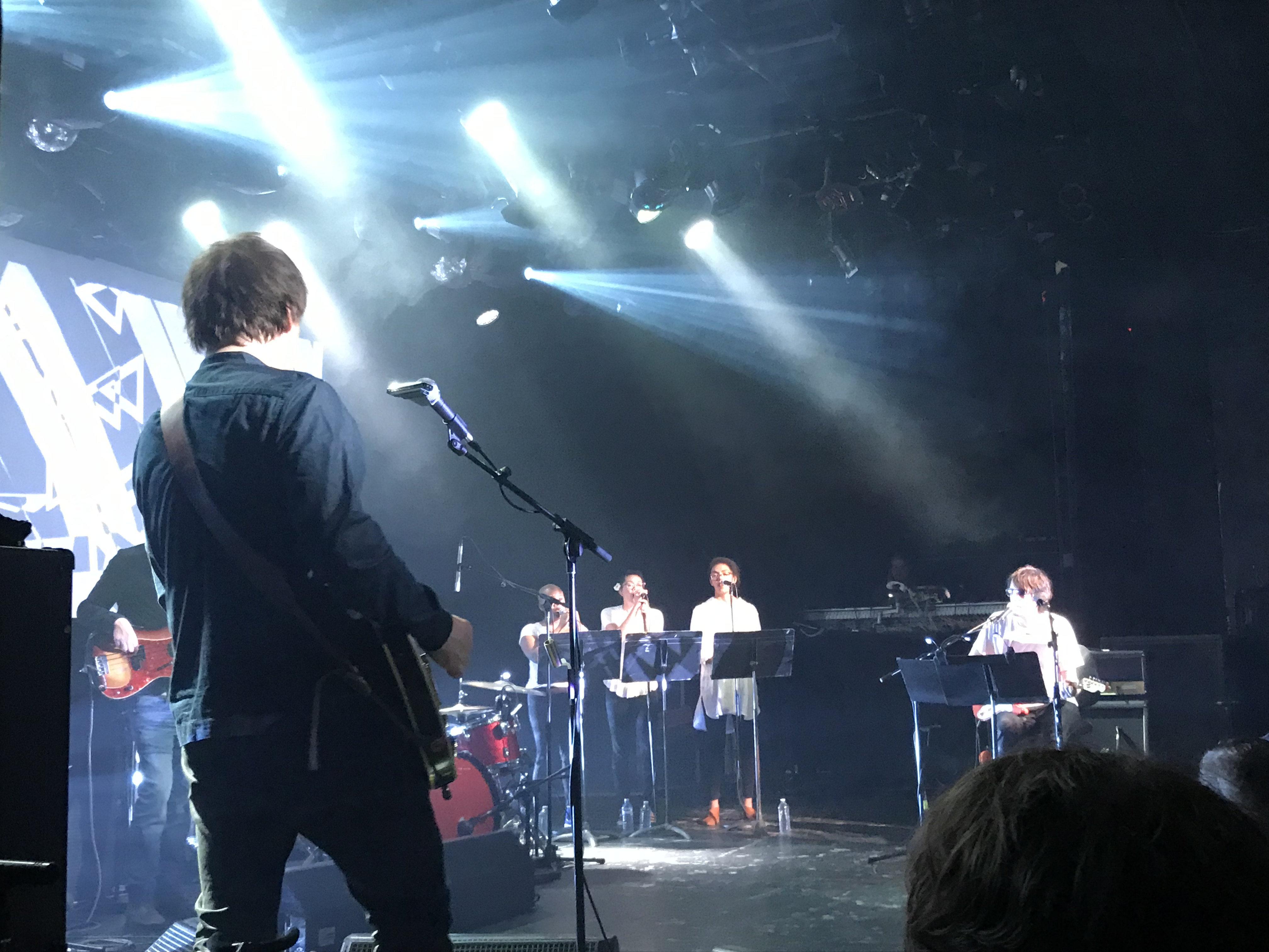 Spiritualized, live review from their April 2nd show, at The Commodore Ballroom, in Vancouver, British Columbia, by Marti Alldred