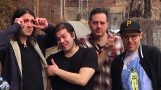 """The Gotobeds have released a new video for their single """"Twin Cities,"""""""