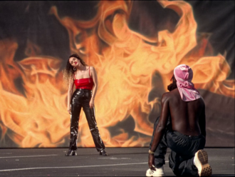 """Dev Hynes AKA: Blood Orange has shared the self-directed video for """"Hope,"""" the sixth music video/single off his current release Negro Swan."""