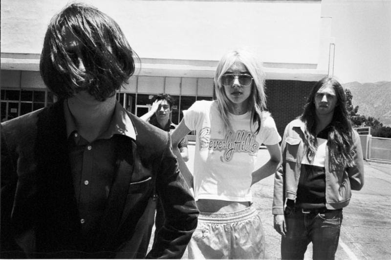 "Los Angeles band Starcrawler have released a cover of The Ramones ""Pet Sematary."""