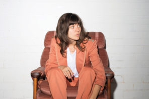 "Courtney Barnett has Shared her new single ""Everybody Here Hates You."""
