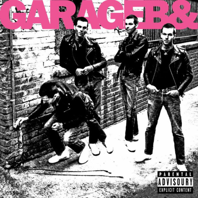 Jesse has shared Details Of New album GARAGEB&
