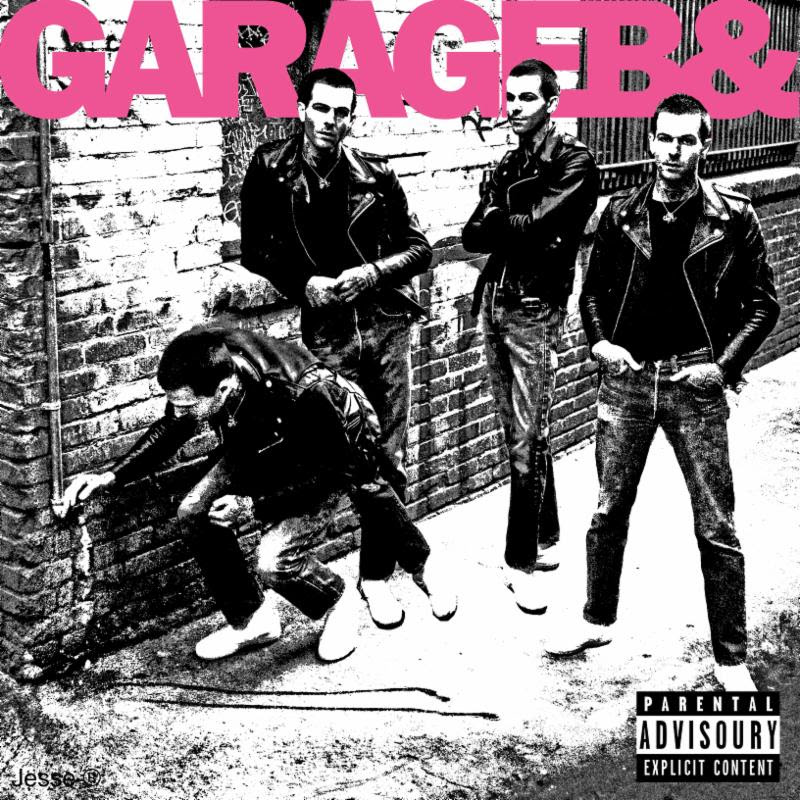 Jesse has shared Details Of New album GARAGEB&