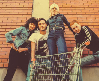 """Got You"" by Amyl and The Sniffers, is Northern Transmissions' 'Video of the Day.' The track is off the Australian band's self-titled release, out May 24th"