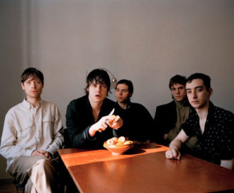 "Iceage have released a new video for ""Pain Killer"""